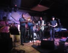 Balcony Music Club, New Orleans